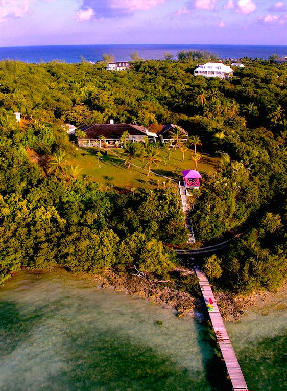 獨棟家庭住宅 為 出售 在 BEACON HILL Harbour Estate Harbour Island, 伊路瑟拉, 巴哈馬