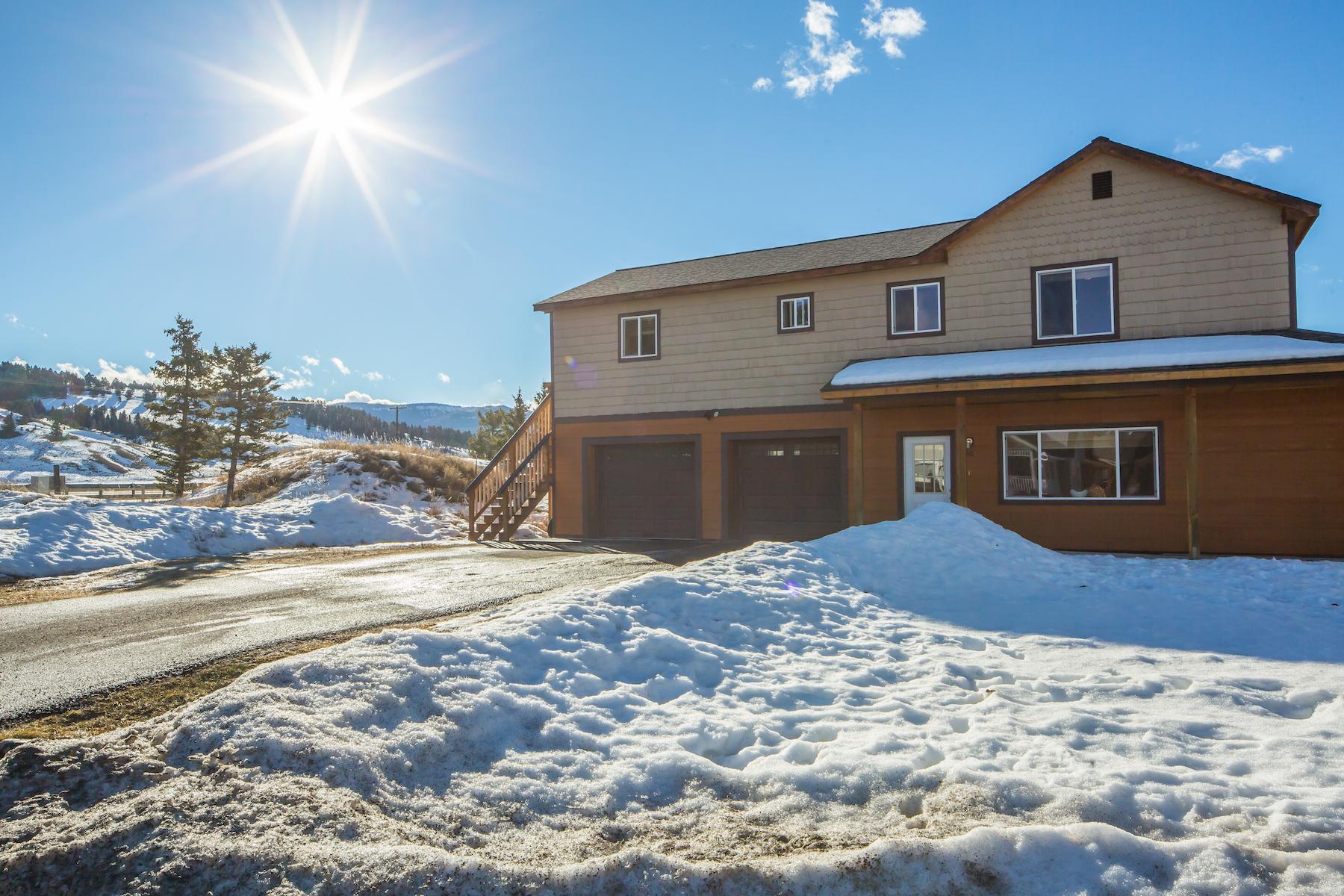 独户住宅 为 销售 在 30 Anaconda Drive Big Sky, 蒙大拿州, 59716 美国