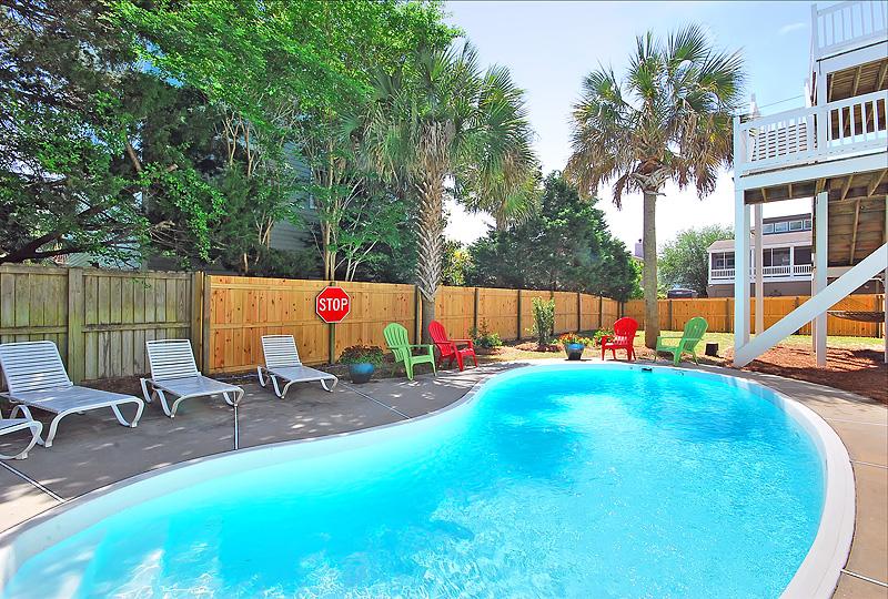 Single Family Homes por un Venta en Isle Of Palms, Carolina del Sur 29451 Estados Unidos