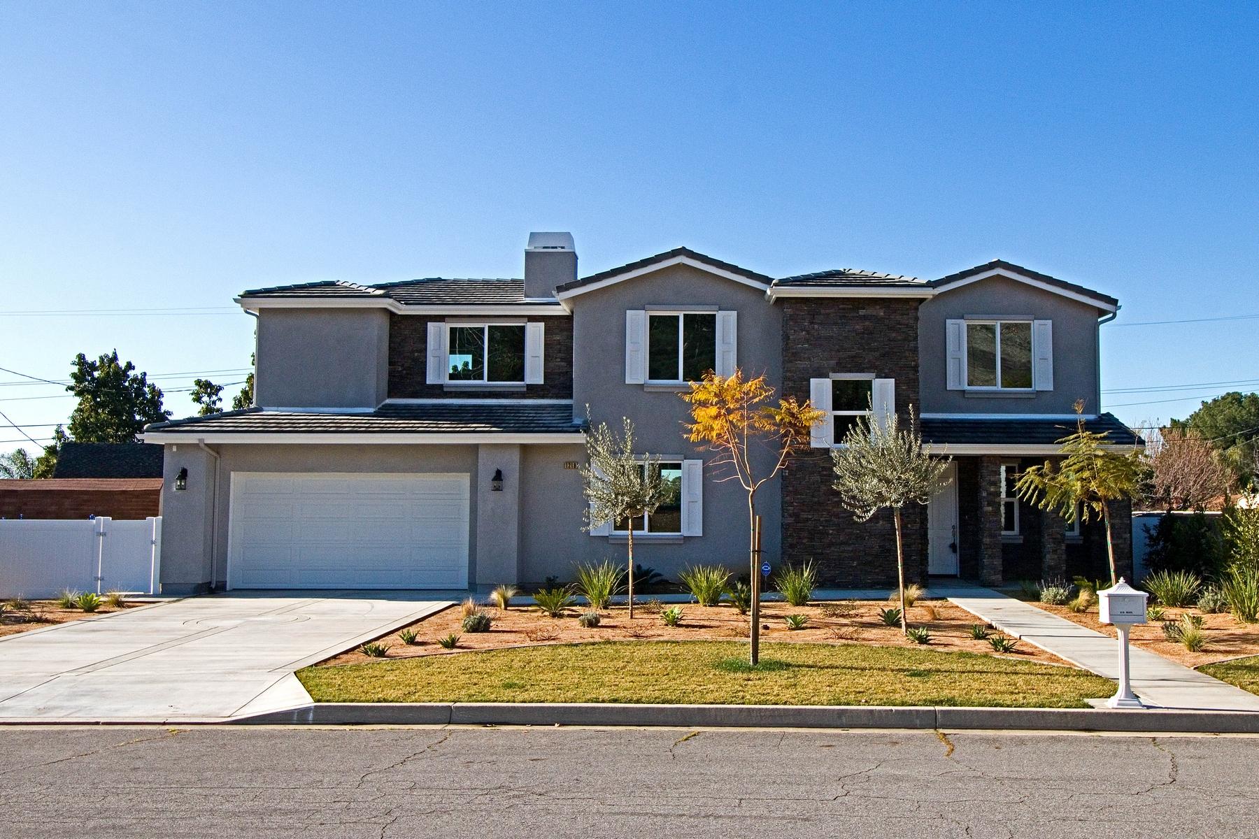 Maison unifamiliale pour l Vente à 1219 Colony Drive Upland, Californie 91784 États-Unis