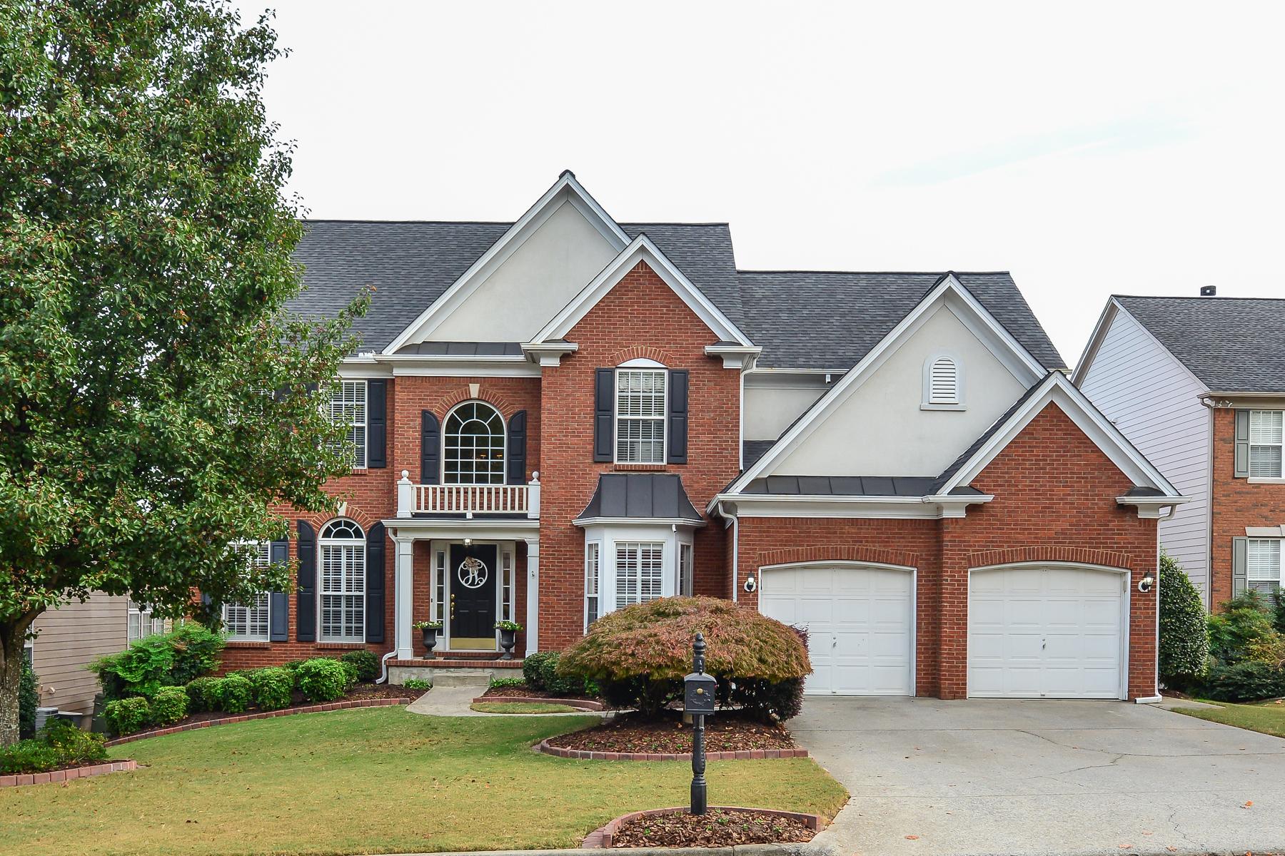 Casa para uma família para Venda às Elegant Showstopper 1517 Wedmore Court SE Smyrna, Geórgia, 30080 Estados Unidos