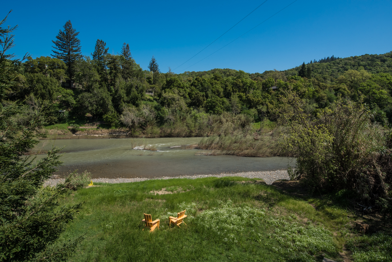 Single Family Home for Sale at Location Location Vacation 2687 S Fitch Mountain Healdsburg, California, 95448 United States