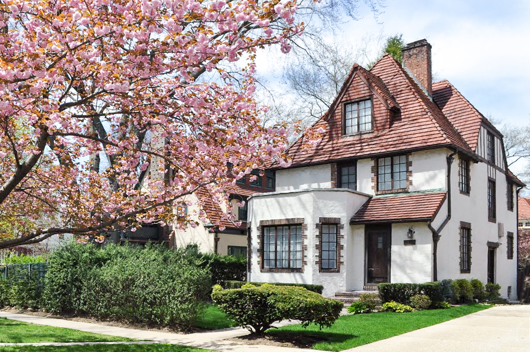 "Single Family Home for Sale at ""WELCOME HOME"" 115-07 Union Turnpike, Forest Hills Gardens, Forest Hills, New York 11375 United States"