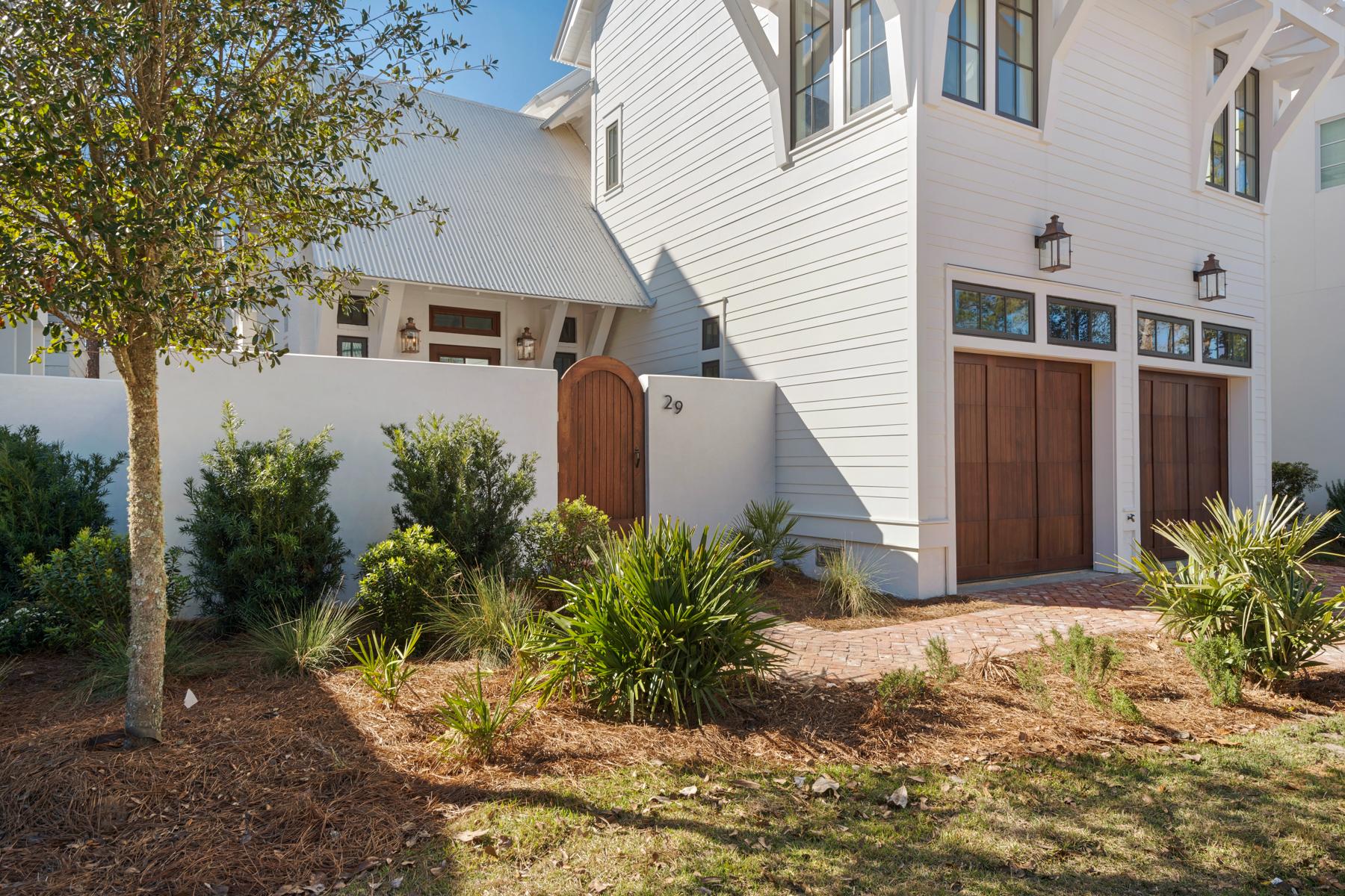 Single Family Home for Sale at NEW CONSTRUCTION IN CHURCHILL OAKS 29 Bennett Santa Rosa Beach, Florida, 32459 United States