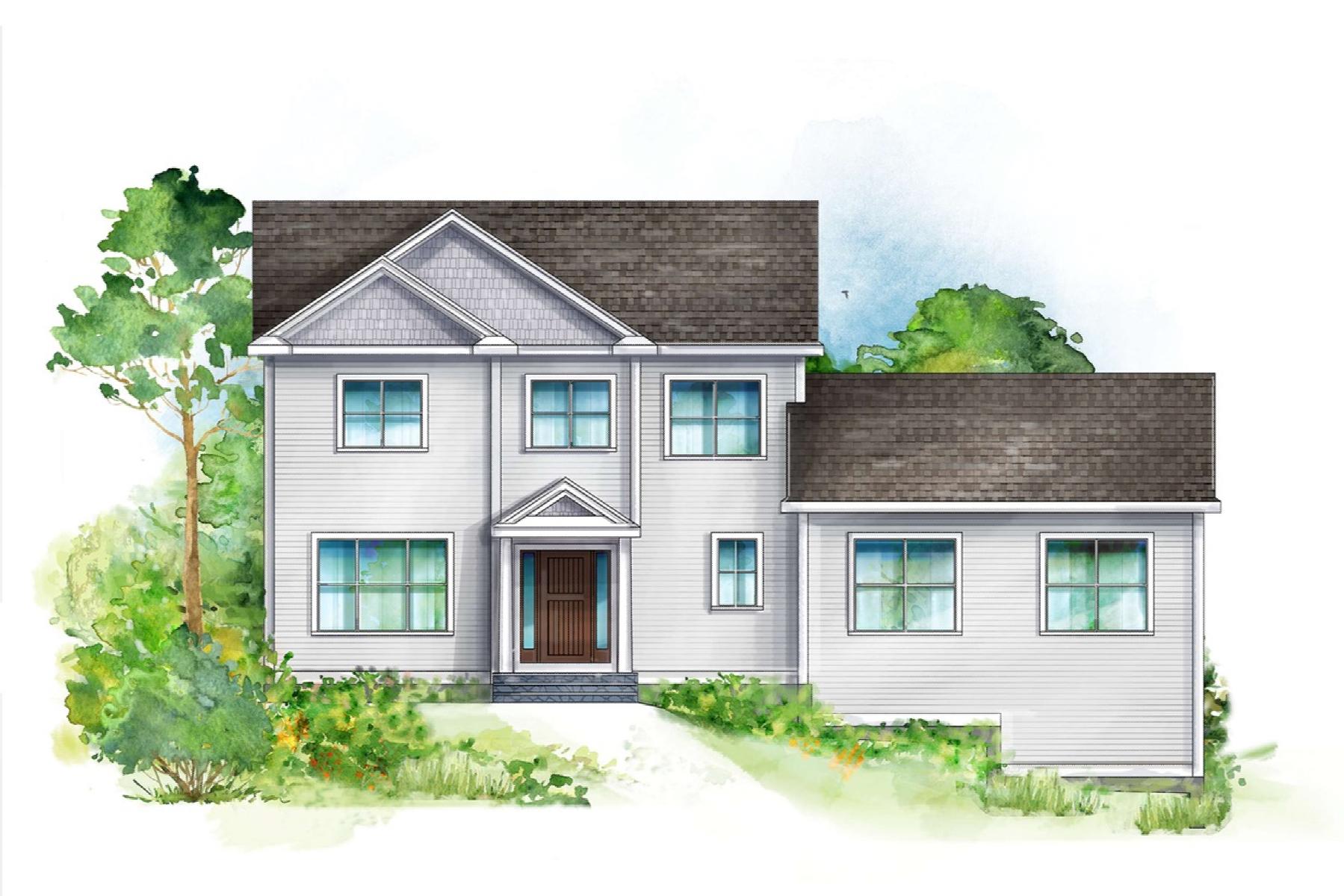 Casa Unifamiliar por un Venta en 15 Hume Road, Bedford 15 Hume Rd Bedford, Massachusetts 01730 Estados Unidos