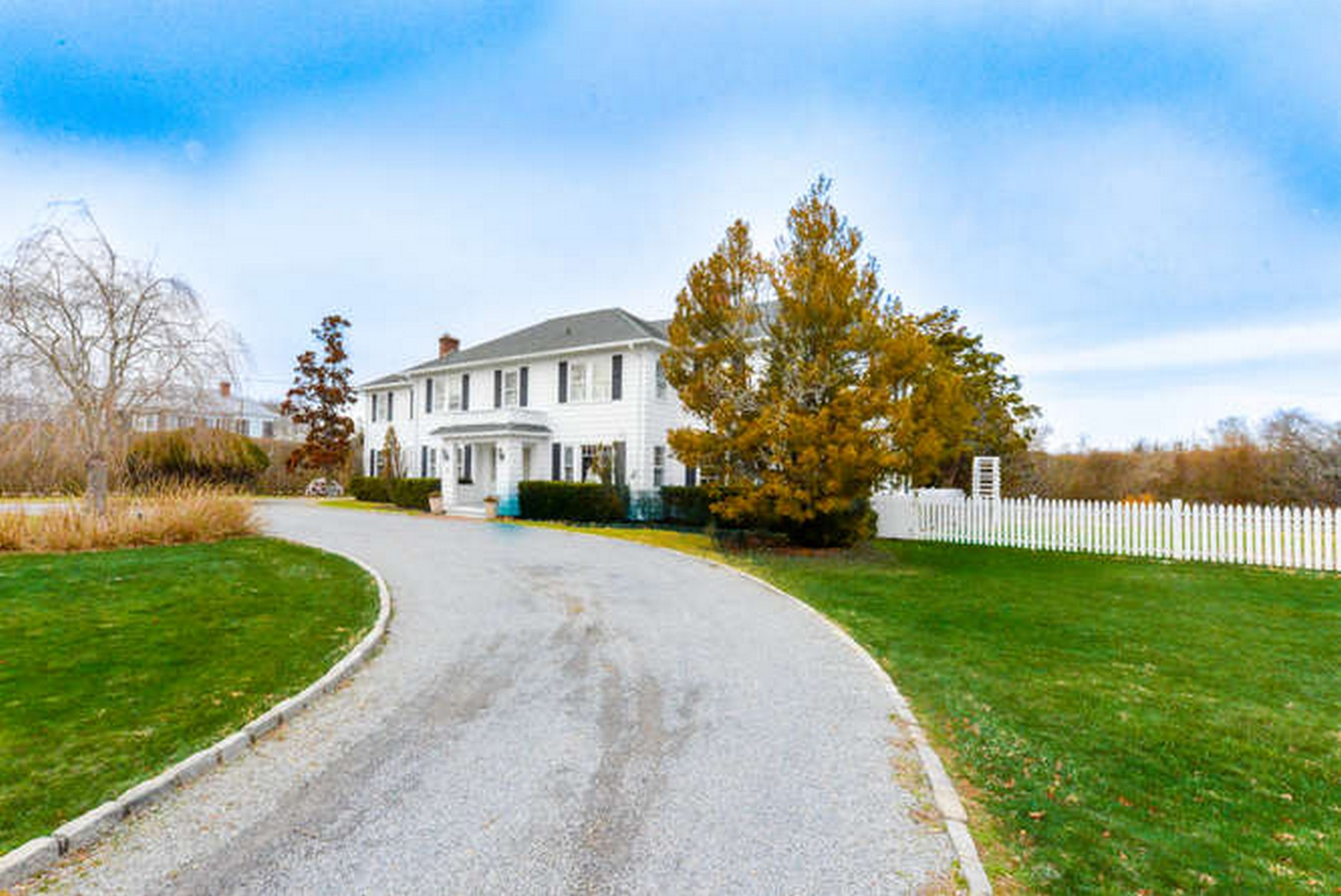 Single Family Home for Sale at Village Family Retreat, Country Club Location 22 Oneck Road Westhampton Beach, New York, 11978 United States