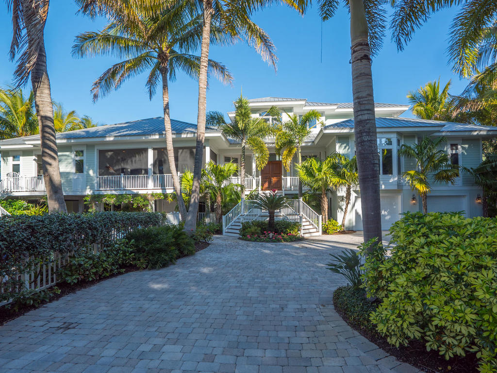 Single Family Home for Sale at 16180 Sunset Pines Circle 16180 Sunset Pines Circle Boca Grande, Florida 33921 United States