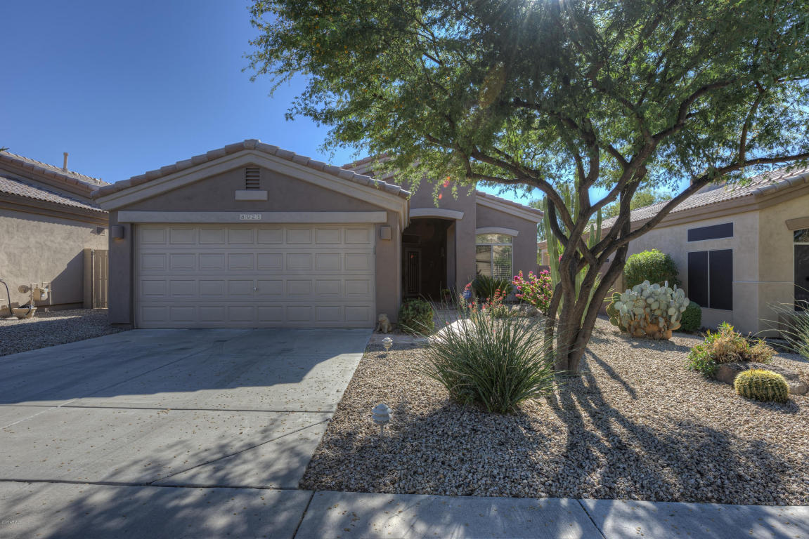Casa Unifamiliar por un Venta en Delightful Desert Village Home 8921 E Calle Buena Vis E Scottsdale, Arizona, 85255 Estados Unidos