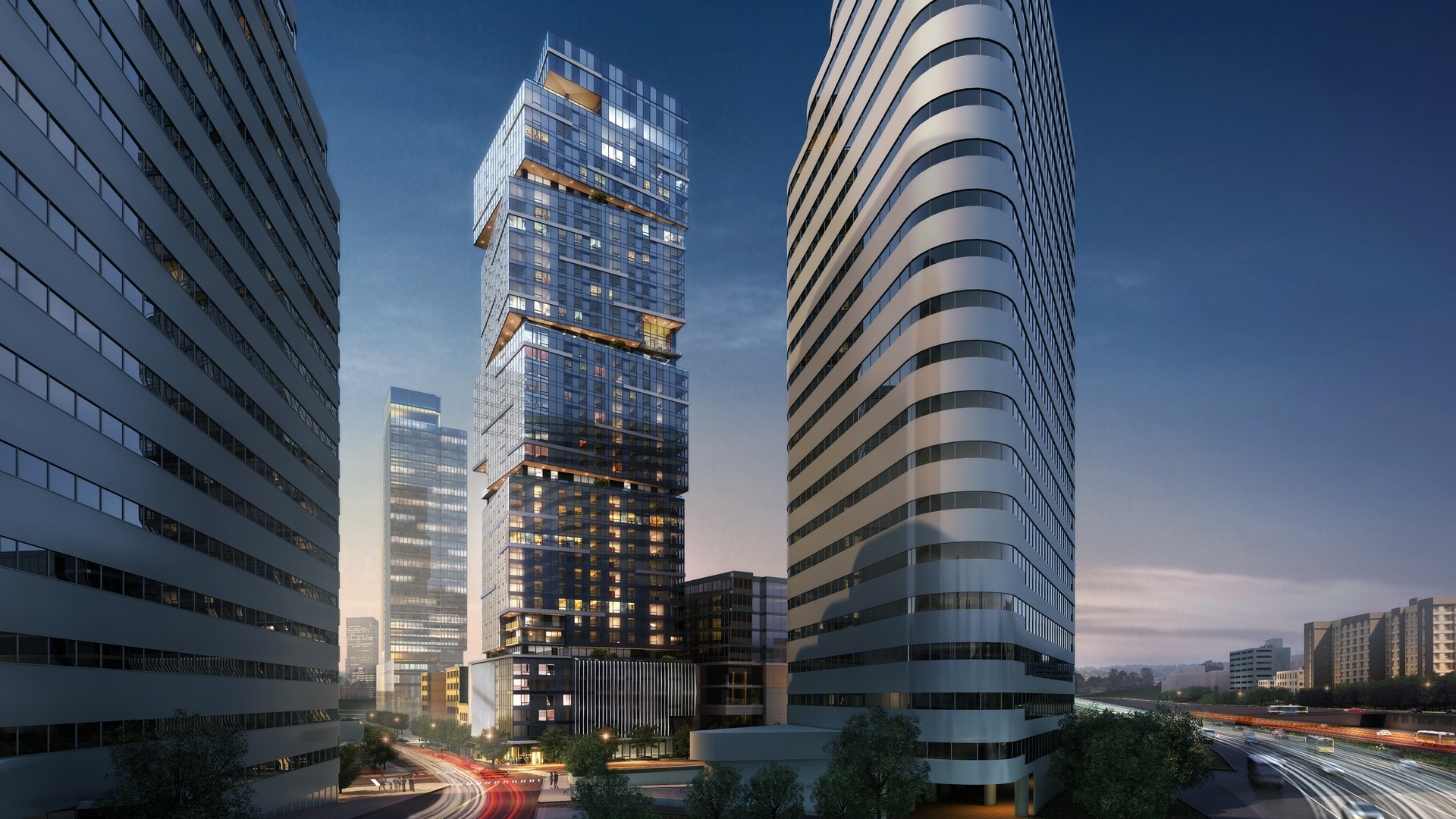 Condominium for Sale at NEXUS–City Life. Evolved. #2805 1200 Howell Street #2805 Seattle, Washington 98101 United States