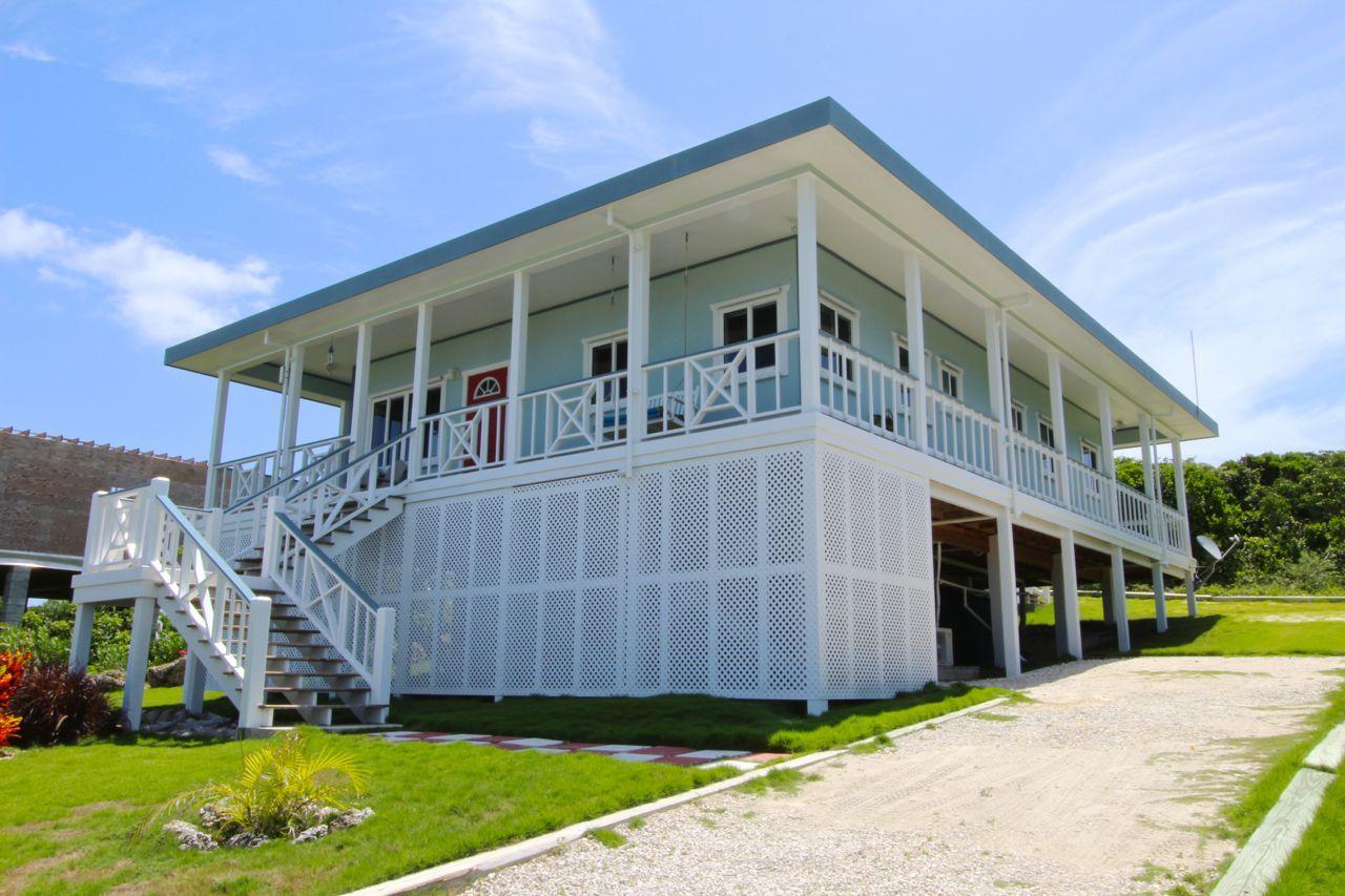 Casa Unifamiliar por un Venta en Sweetings Residence Guana Cay, Abaco, Bahamas