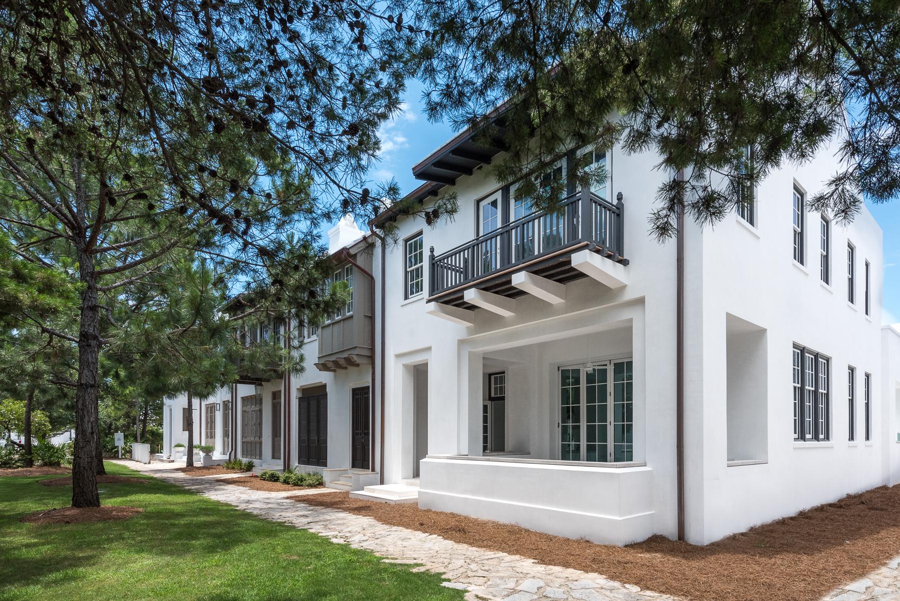 獨棟家庭住宅 為 出售 在 CAREFULLY CRAFTED COASTAL CONSTRUCTION IN ALYS BEACH 52 Spice Berry Alley Panama City Beach, 佛羅里達州, 32413 美國