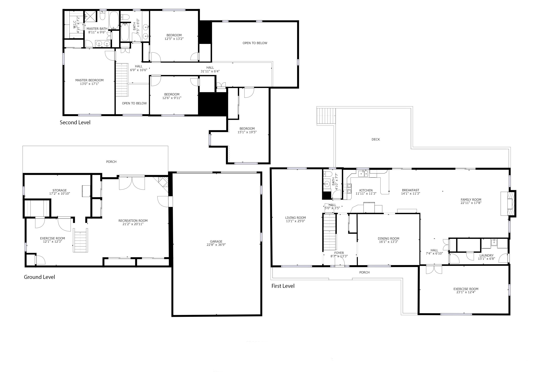 Single Family Homes 为 销售 在 Meticulous Colonial 7 Knoll Court, Raritan Township, 新泽西州 08822 美国