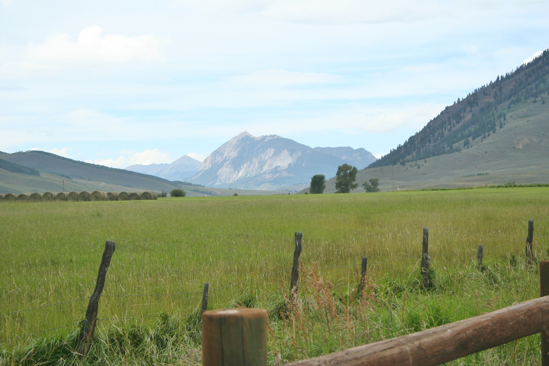 Land for Sale at Beautiful Large Level Tract Tract 6 Coyote Trail Roaring Judy Ranch Crested Butte, Colorado, 81224 United States