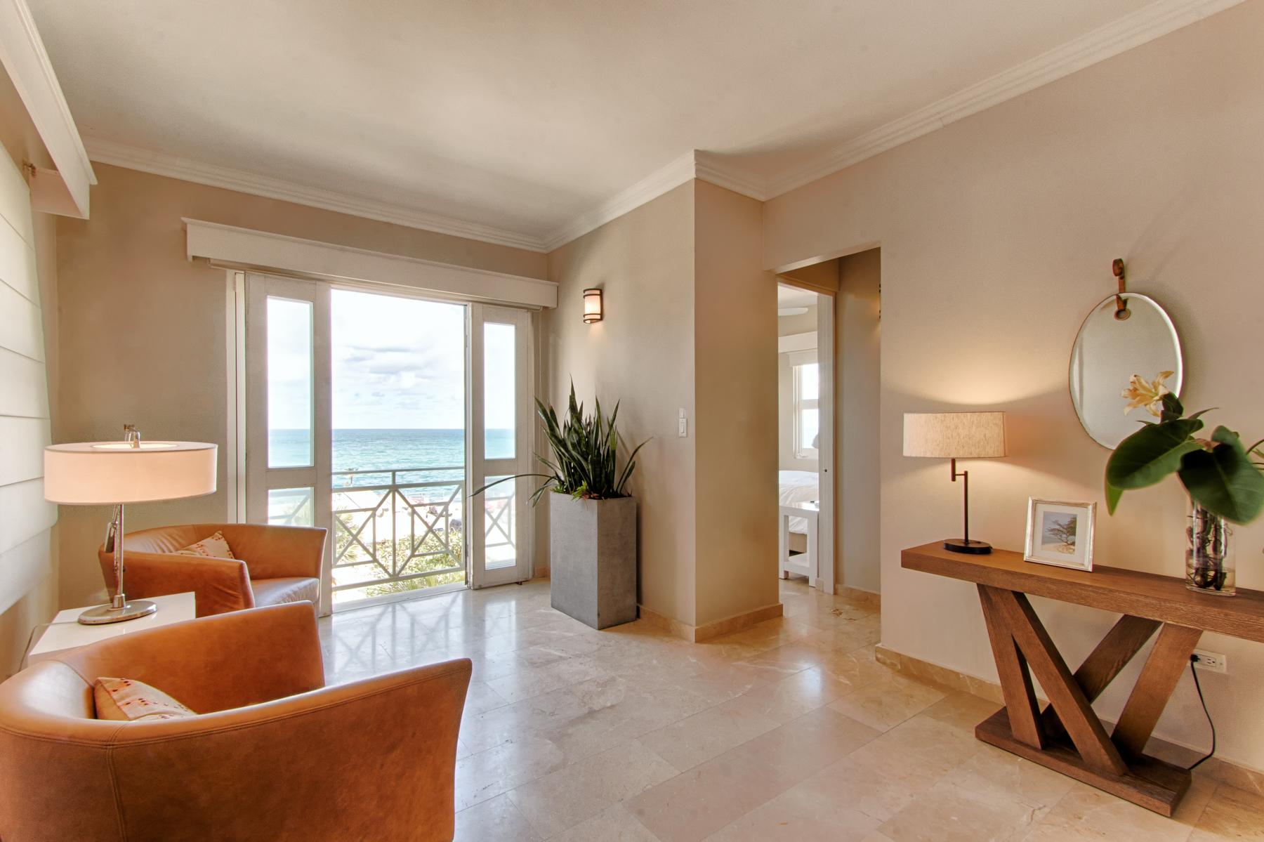 Condominium for Rent at 876 Ashford Valencia Apt. 402 Condado Beach San Juan, Puerto Rico 00907 Puerto Rico