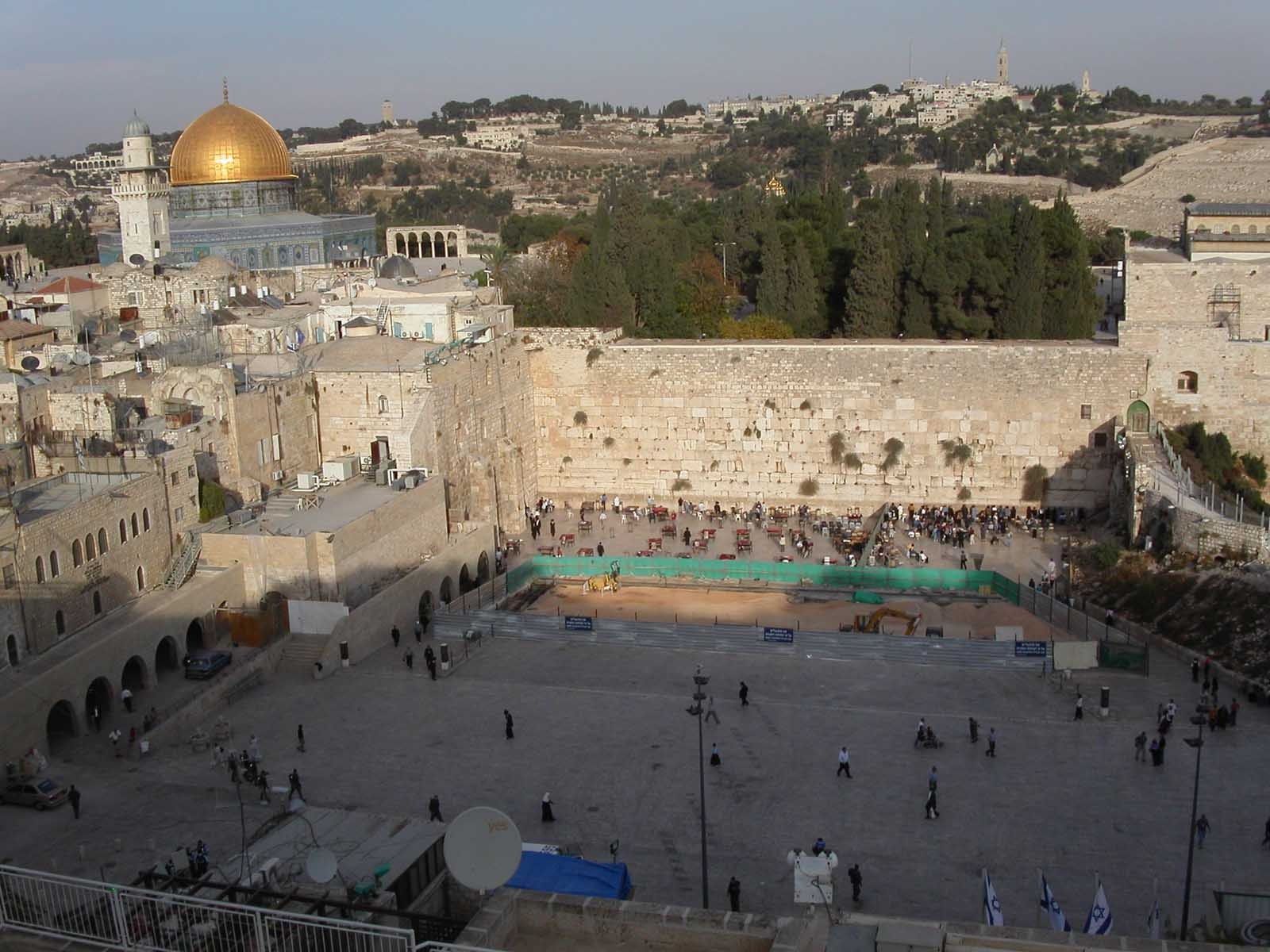 Additional photo for property listing at Extraordinary Apartment in Front of The Wailing Wall Jerusalem, Israel Israel