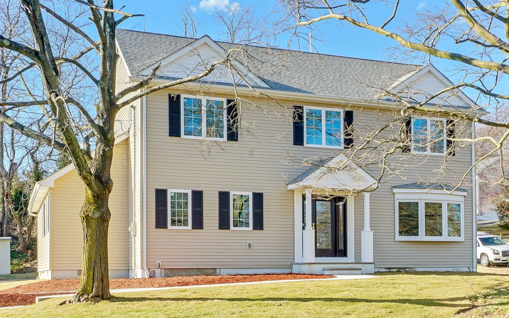 Single Family Home for Sale at Beautifully Renovated Colonial 1801 Allenwood Road Wall, New Jersey 07719 United States
