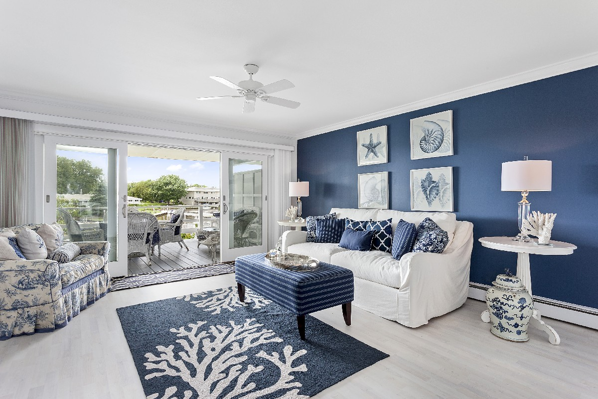 Co-op for Sale at Totally Redone Duplex 35 Library Avenue, 2i Westhampton Beach, New York, 11978 United States