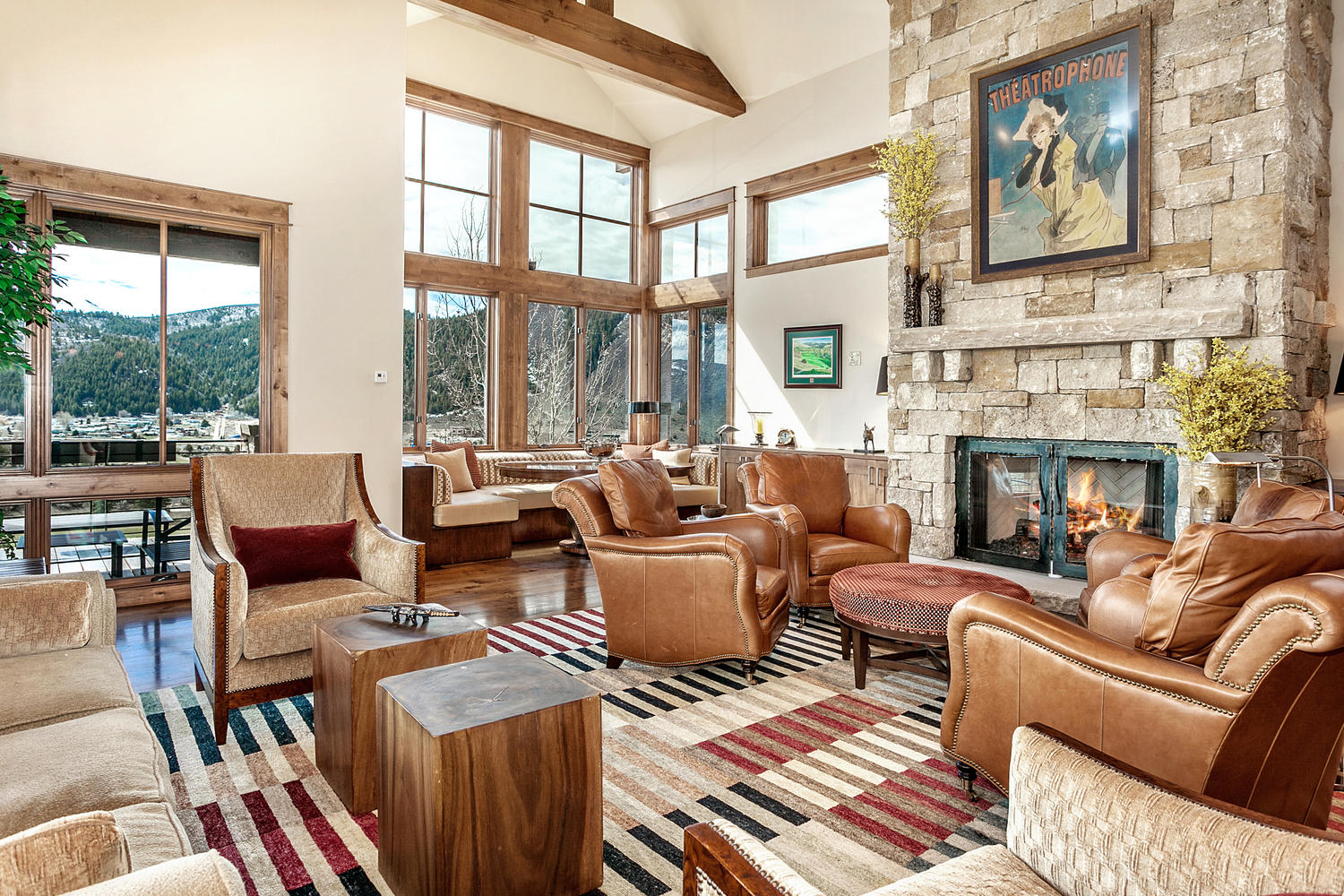 Single Family Home for Sale at A Contemporary Masterpiece in the Cordillera Valley Club 1710 Beard Creek Trail Cordillera Valley Club, Edwards, Colorado, 81632 United States