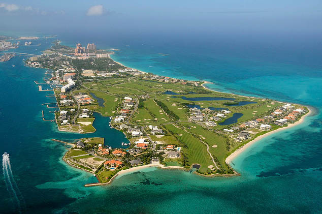 Land for Sale at Corner Lot in Ocean Club Estates Ocean Club Estates, Paradise Island, Nassau And Paradise Island Bahamas