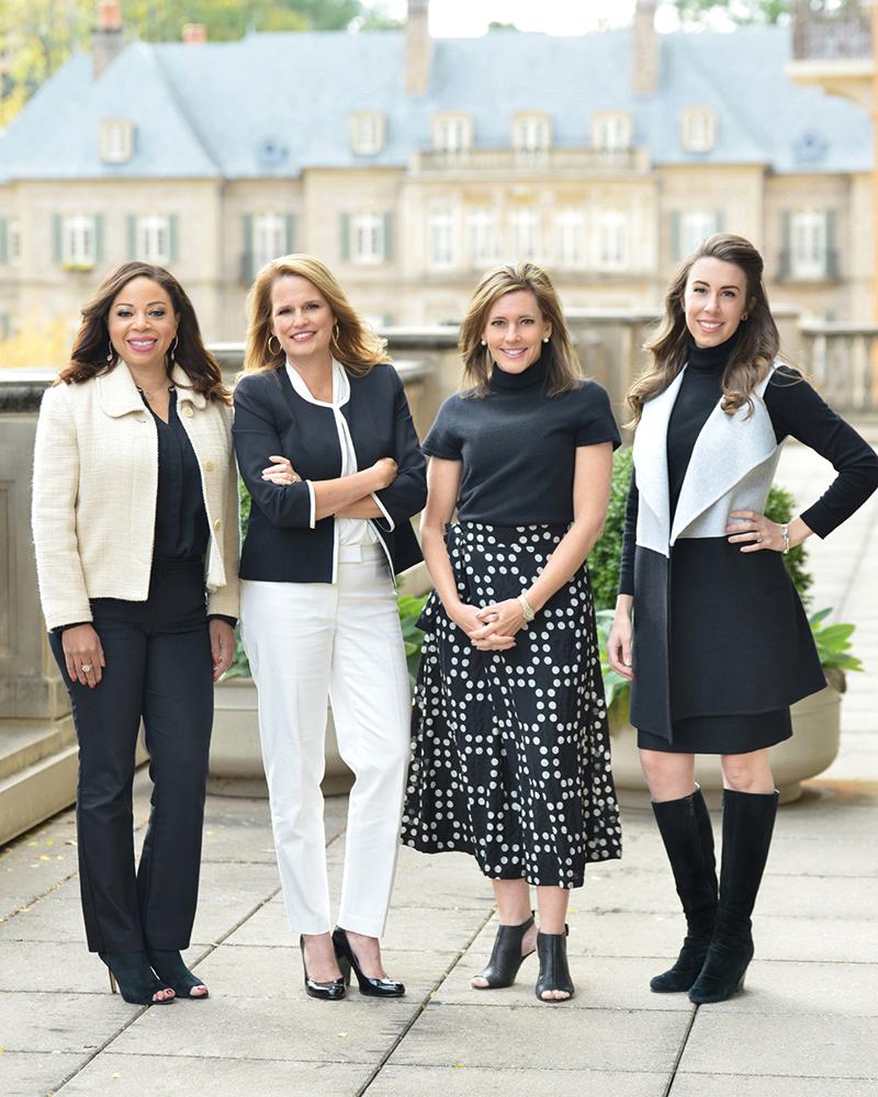 Christine Bradley Team