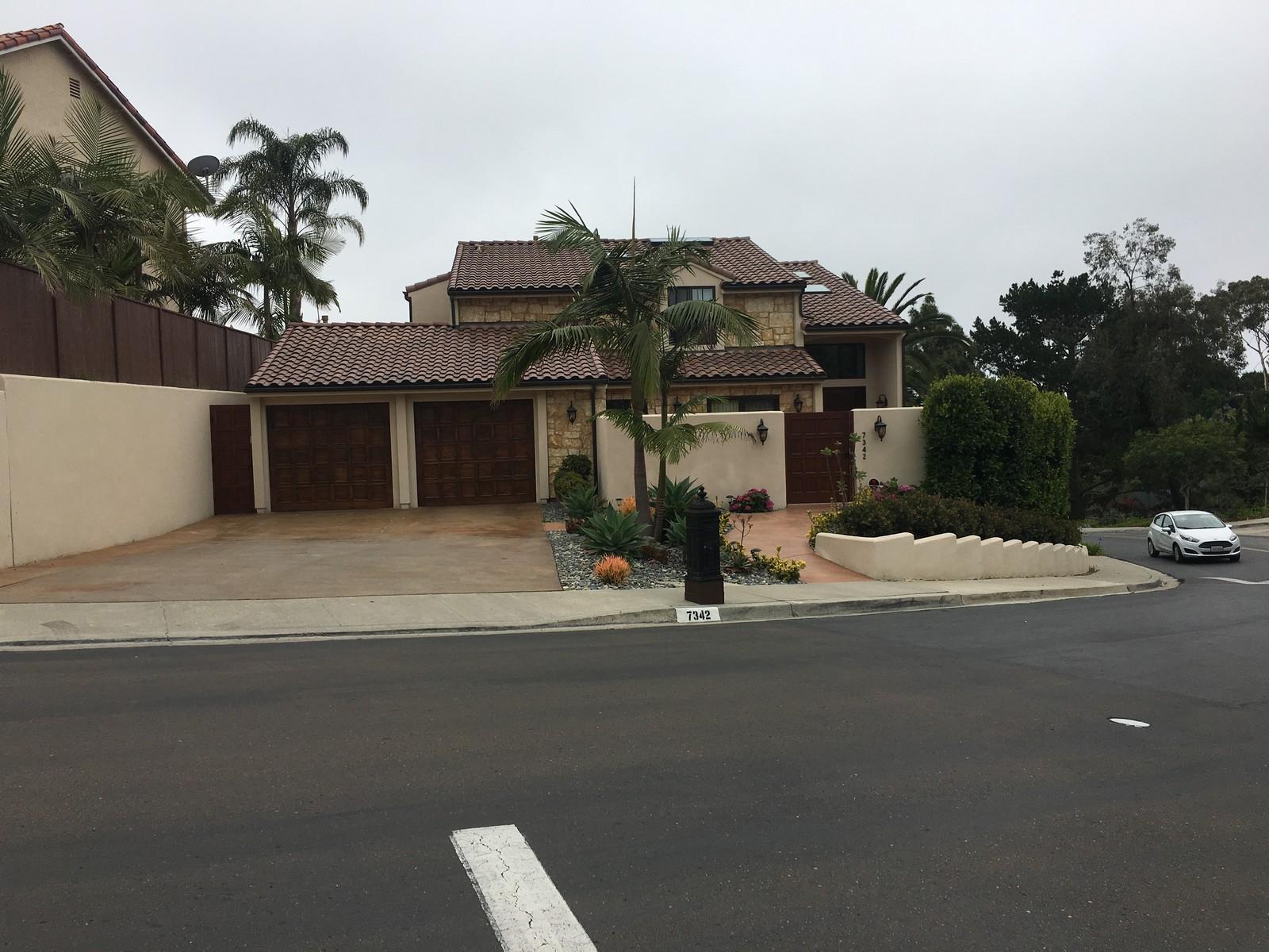 Casa Unifamiliar por un Venta en 7342 Caminito Cruzada La Jolla, California, 92037 Estados Unidos