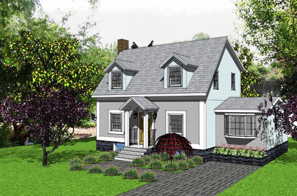 Частный односемейный дом для того Продажа на Completely Renovated 25 Watson Rd Fanwood, 07023 Соединенные Штаты