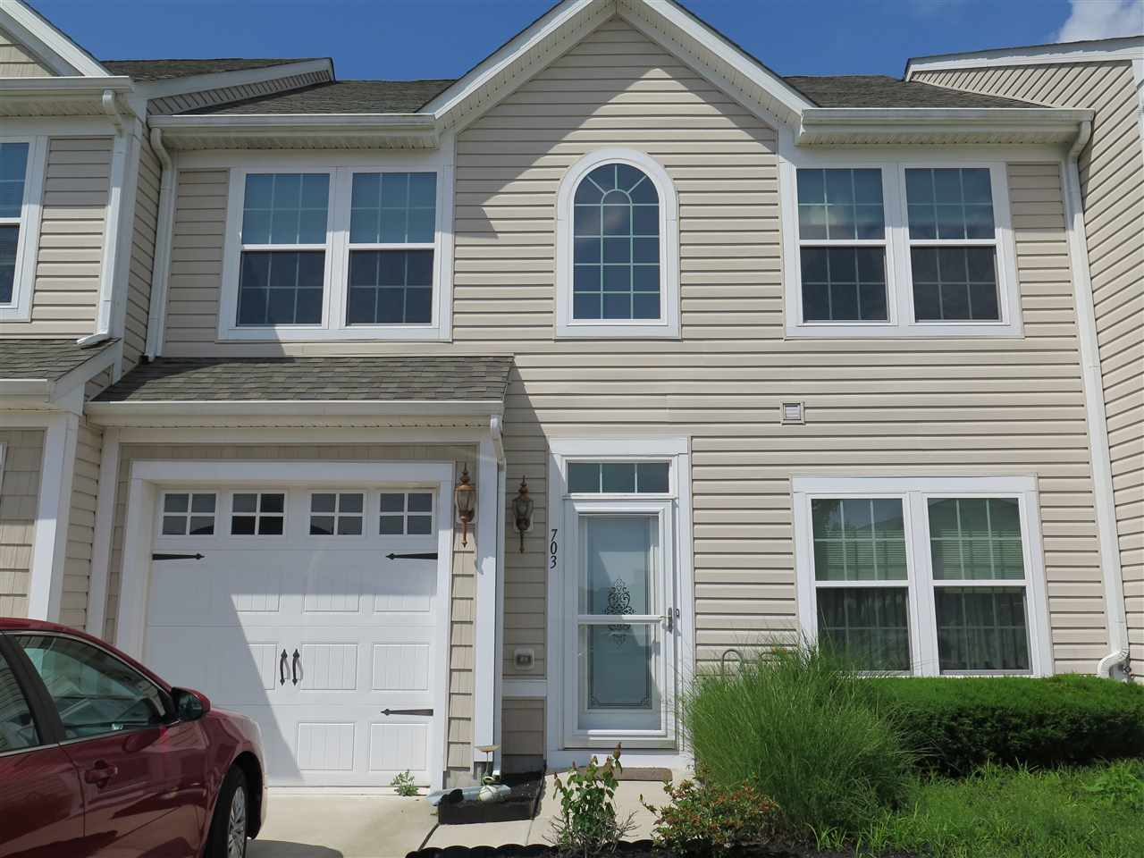 Townhouse for Sale at 703 Tidewater Avenue Rio Grande, New Jersey 08242 United States