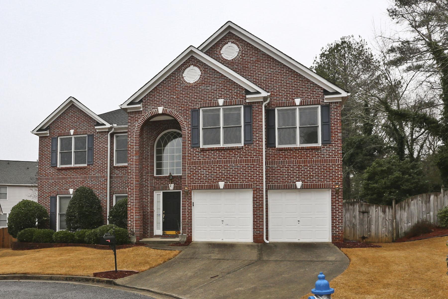 Casa para uma família para Venda às Ennisbrook Masterpiece 3454 Hawkins Glen Court Smyrna, Geórgia, 30082 Estados Unidos