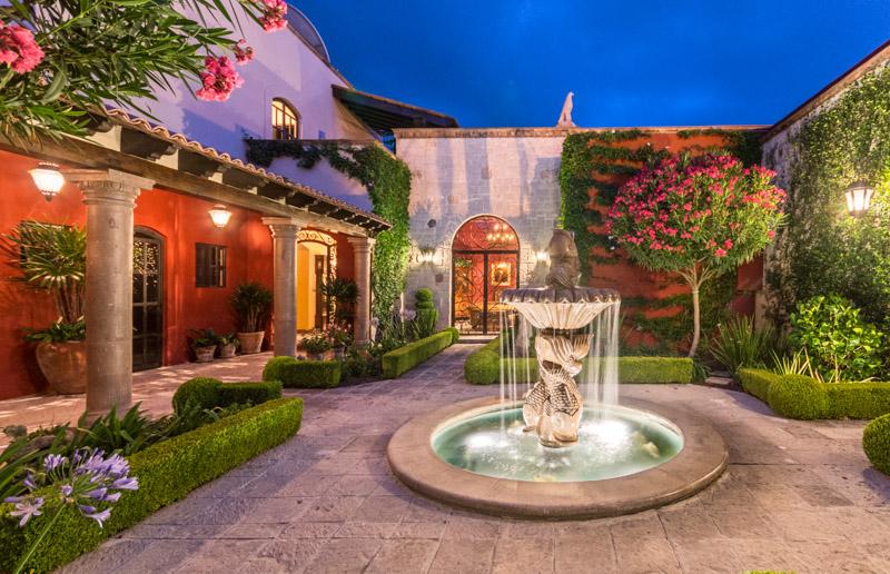 Single Family Home for Sale at CASA FUENTES Fuentes 46 San Miguel De Allende, Guanajuato 37710 Mexico