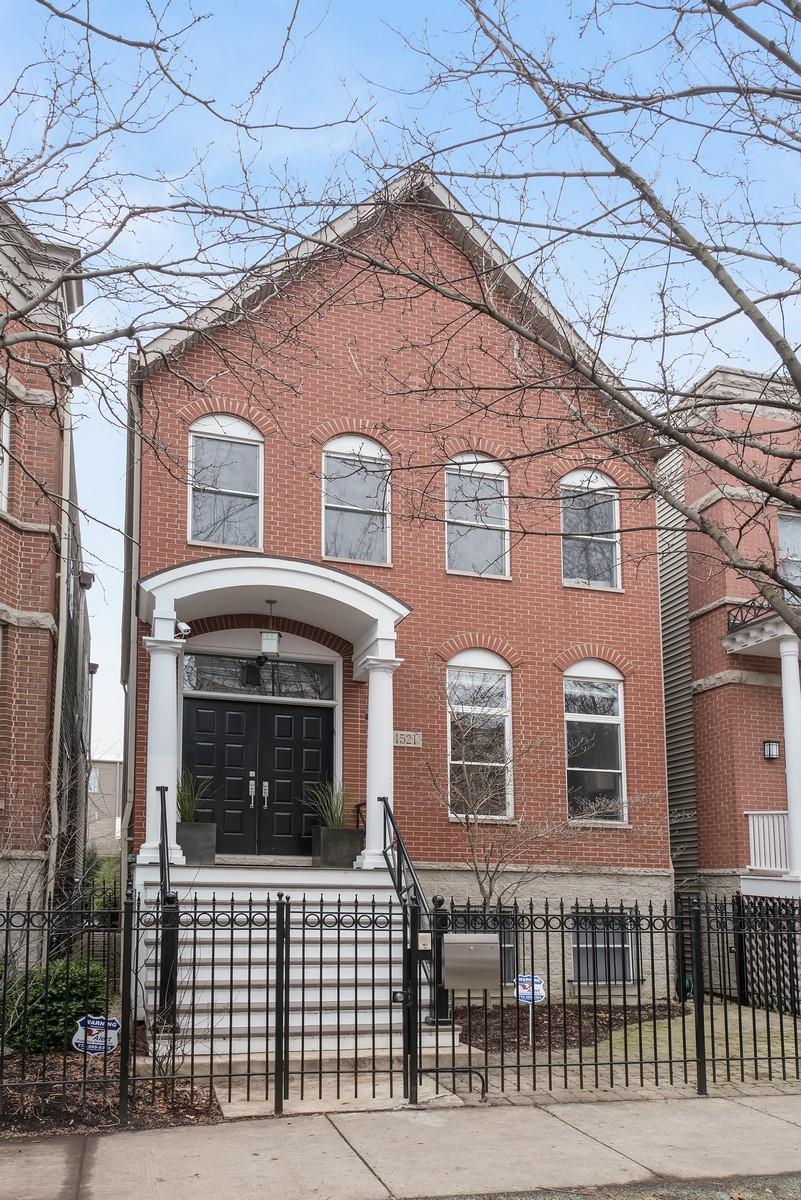 Einfamilienhaus für Verkauf beim Gorgeous Lincoln Park Renovation 1521 W Altgeld Street Lincoln Park, Chicago, Illinois, 60614 Vereinigte Staaten