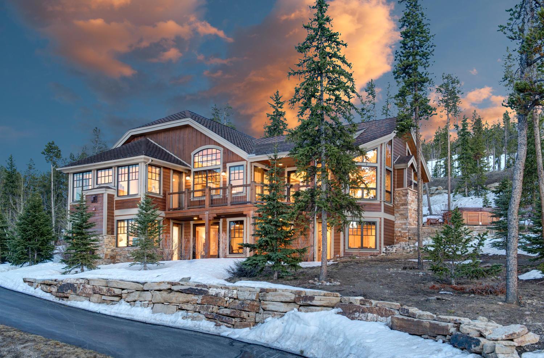 独户住宅 为 销售 在 Mountain View Estates 639 Gold Run Road 布雷肯里奇, 科罗拉多州, 80424 美国