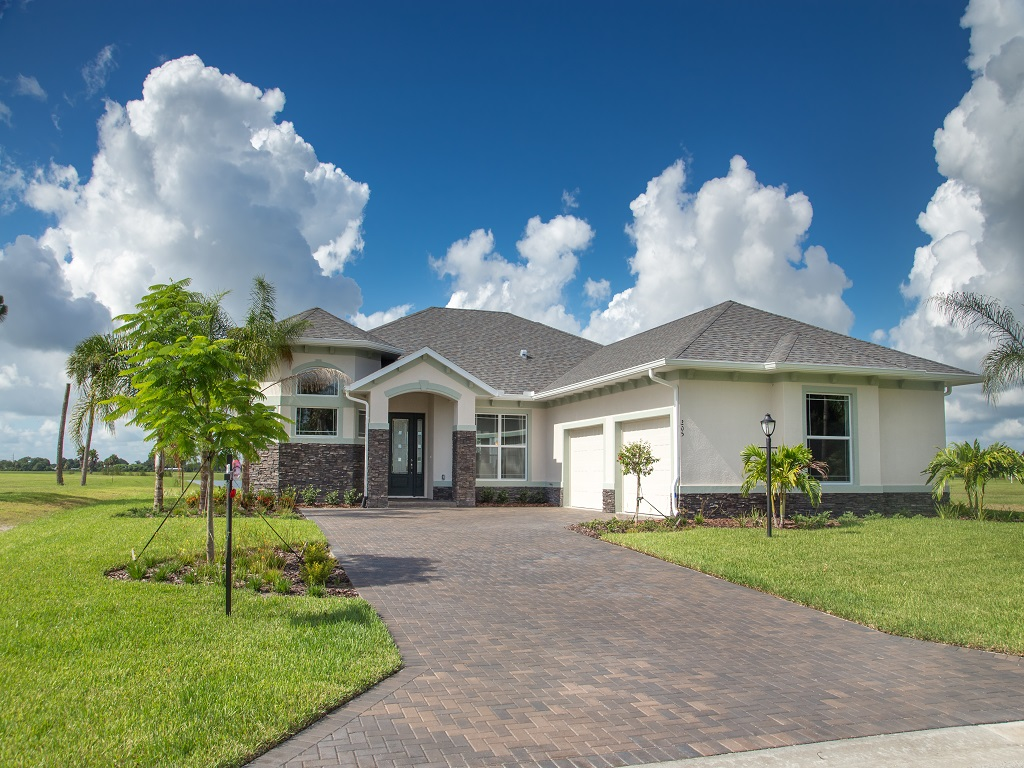 Single Family Home for Sale at Build your SunSmart Energy Saving home 8790 44th Avenue Sebastian, Florida, 32958 United States