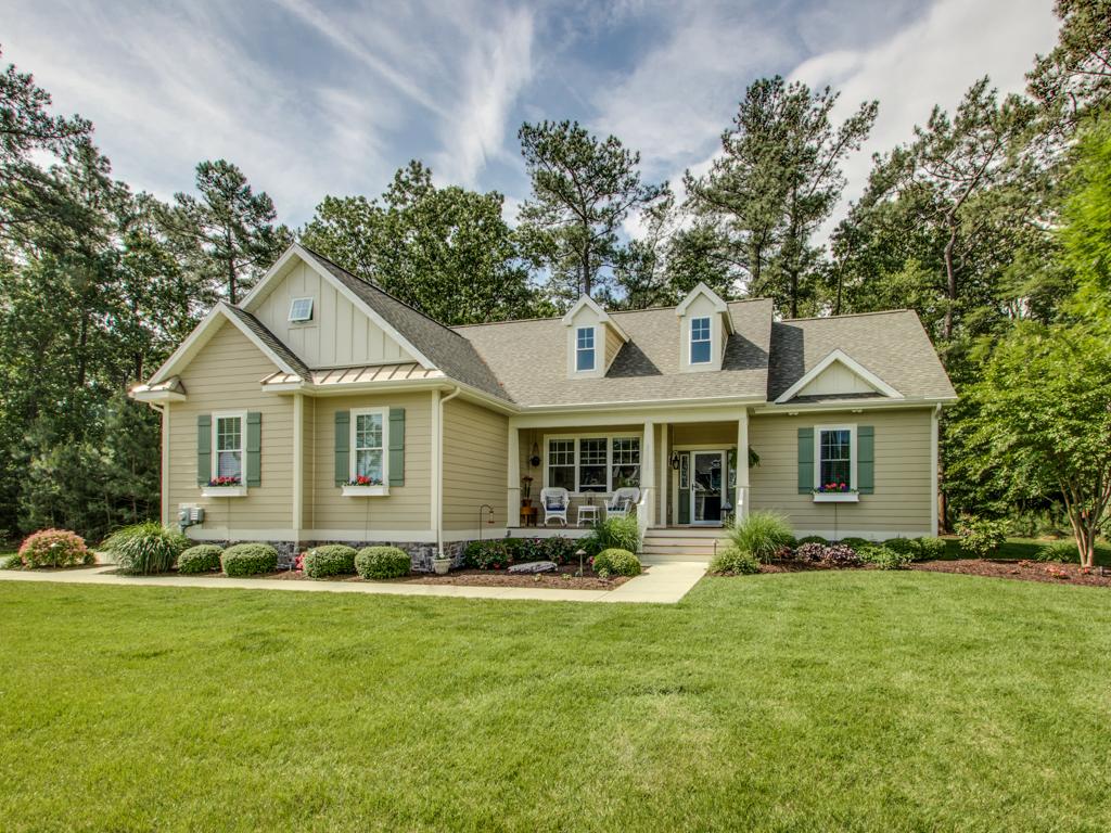 Maison unifamiliale pour l Vente à 31680 Sloan Cove Road , Lewes, DE 19958 31680 Sloan Cove Road Lewes, Delaware, 19958 États-Unis