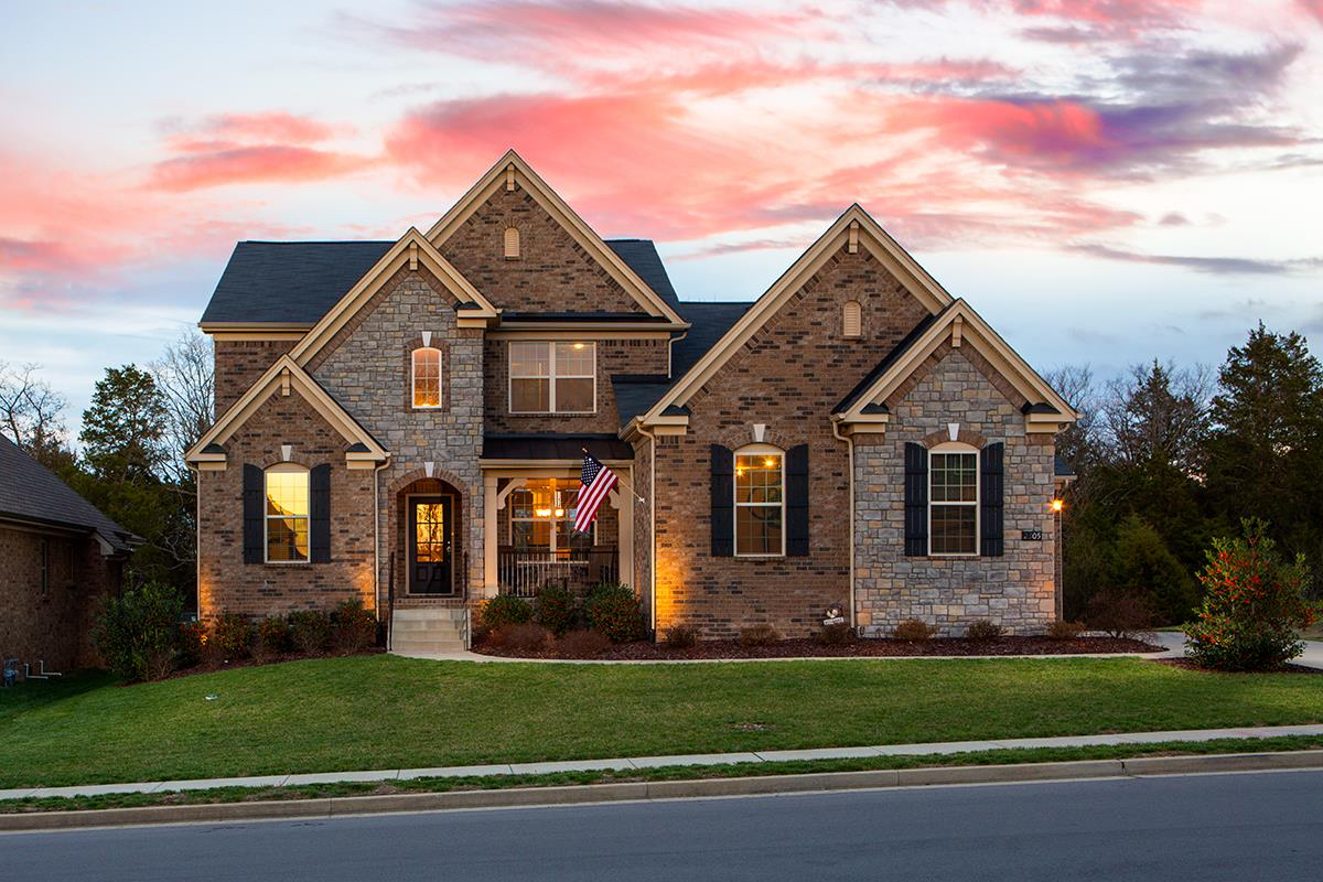 Single Family Home for Sale at Gorgeous Home in Desirable Winterset Woods 2305 Carouth Ct Nolensville, Tennessee, 37135 United States