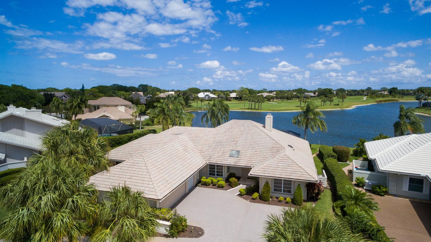 獨棟家庭住宅 為 出售 在 6293 SE Canterbury Lane Stuart, 佛羅里達州, 34997 美國