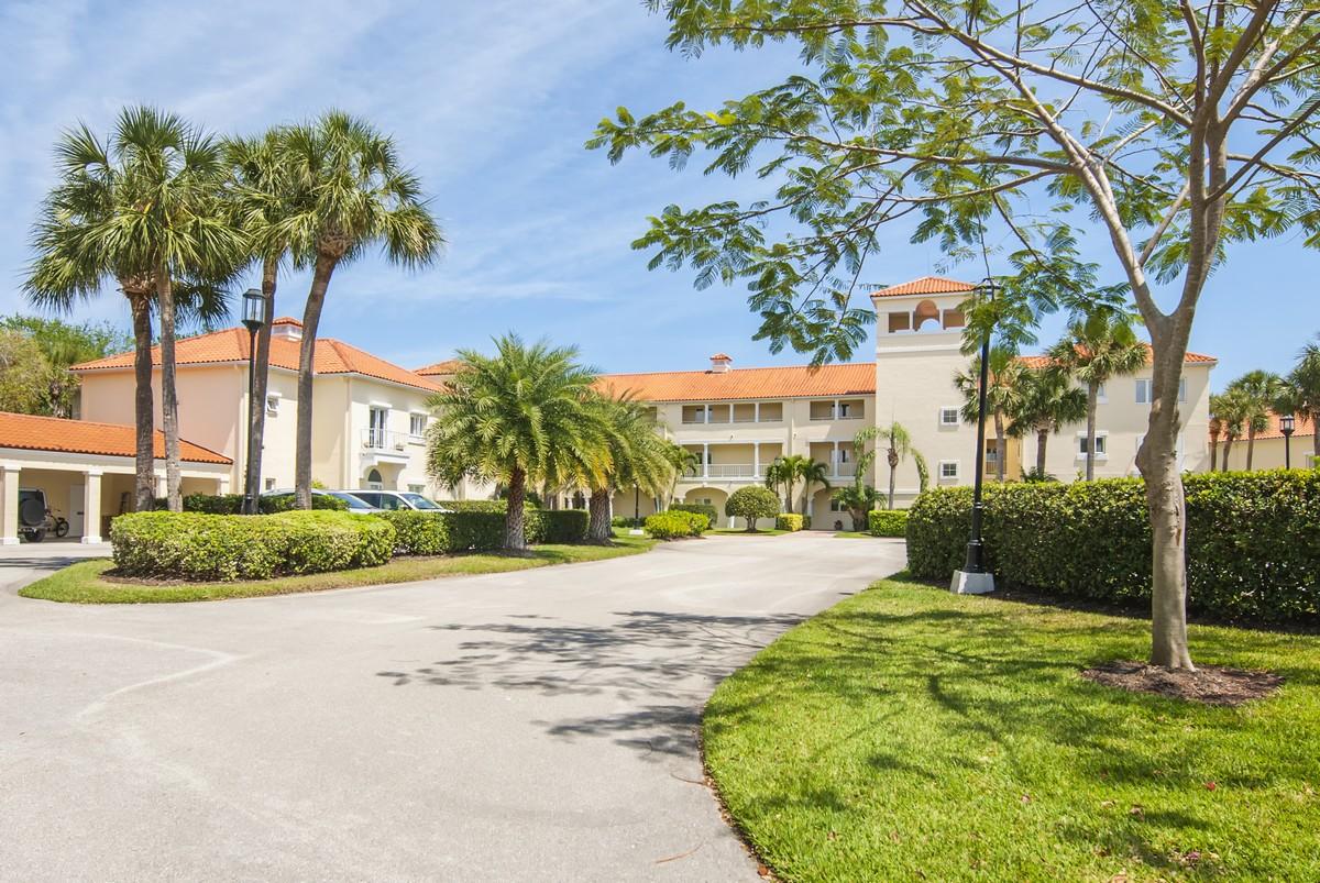 Condominium for Sale at Two Master Suites! 5080 Harmony Circle #104 Grand Harbor, Vero Beach, Florida, 32967 United States