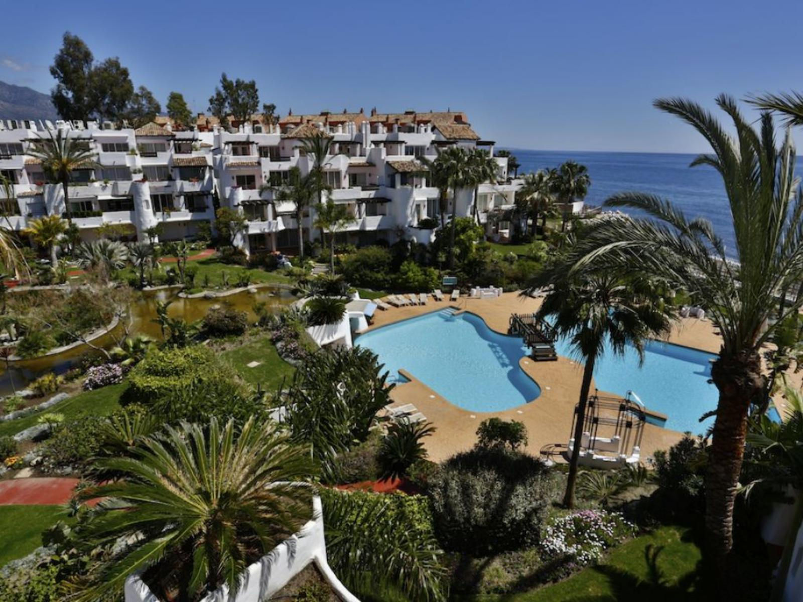 Apartment for Sale at Fantastic front line beach property Marbella, Costa Del Sol 29660 Spain