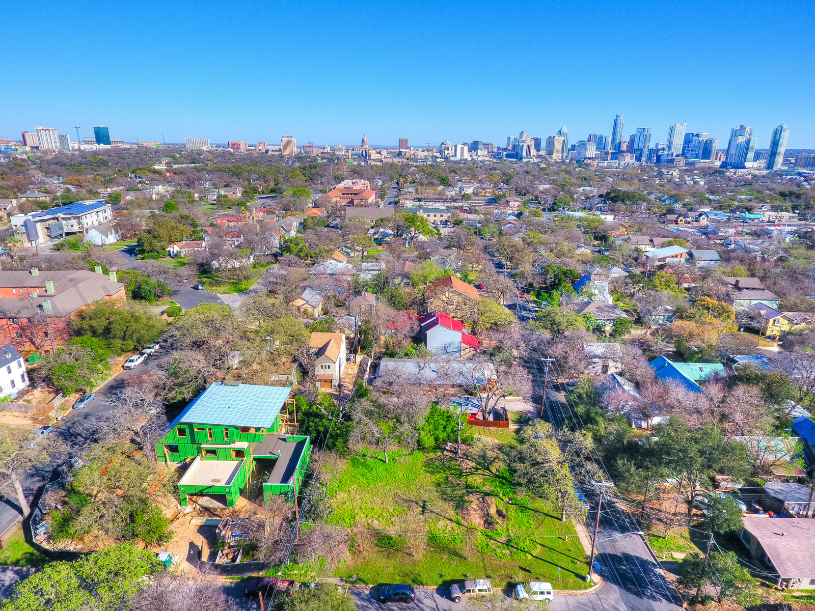 Land for Sale at Waterston Ave, Austin Austin, Texas 78703 United States