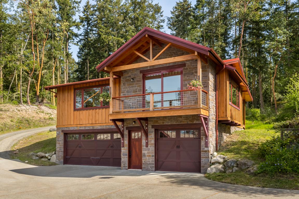 Casa Unifamiliar por un Venta en Bay Road Beauty 1485 E Sequim Bay Rd Sequim, Washington 98382 Estados Unidos