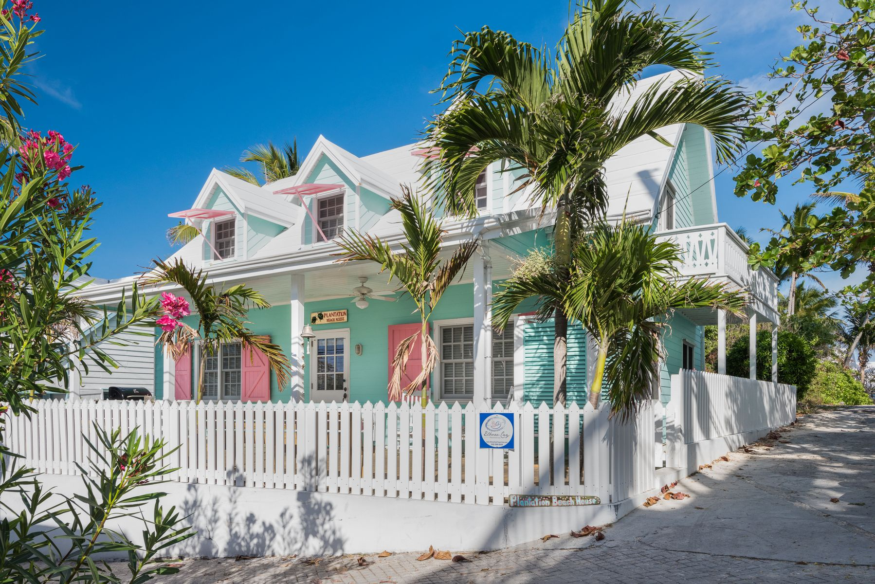 Single Family Home for Sale at Plantation Beach Elbow Cay Hope Town, Abaco Bahamas