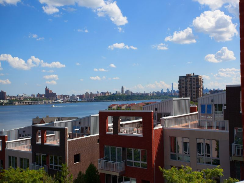 Townhouse for Sale at Luxury Townhouse 17 Vela Way Edgewater, New Jersey 07020 United States