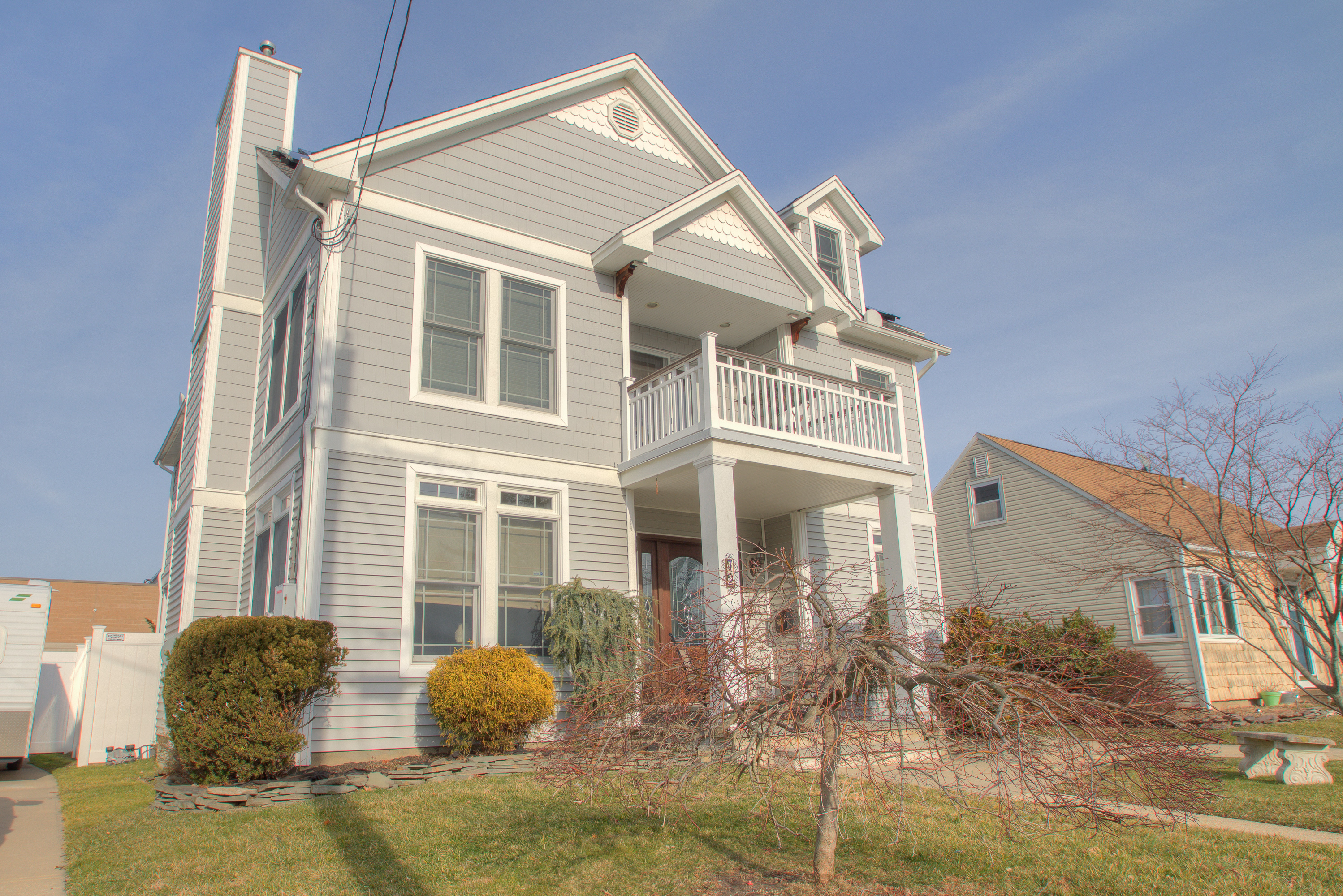 Single Family Home for Sale at Sunny Seashore Colonial 72 Lincoln Ave Neptune City, New Jersey 07753 United States