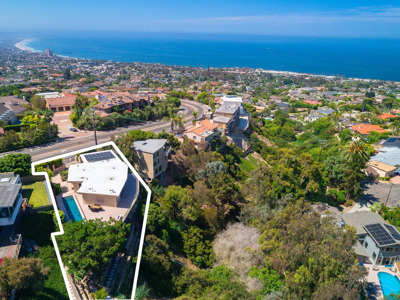 一戸建て のために 売買 アット 5756 La Jolla Mesa, La Jolla La Jolla, カリフォルニア, 92037 アメリカ合衆国