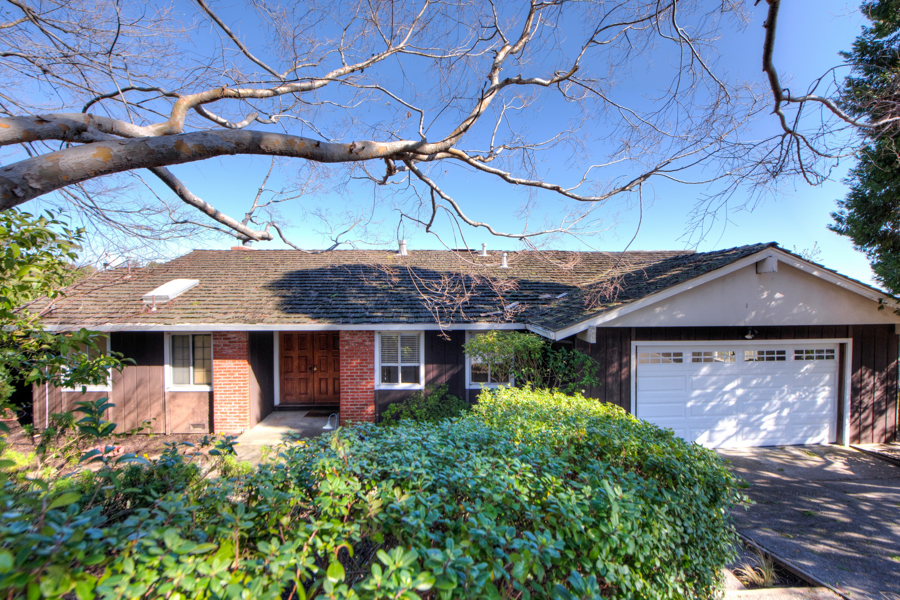 Single Family Home for Sale at Panoramic Views, Great Schools, Super Micro-Climate 360 Eliseo Drive Greenbrae, California 94904 United States