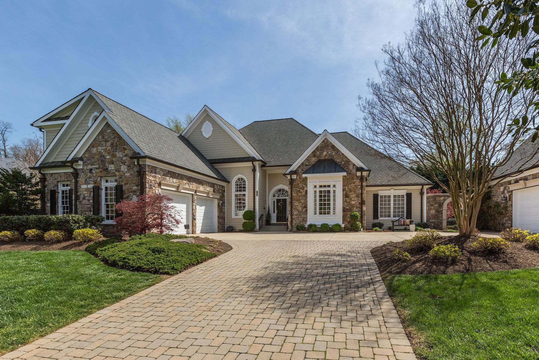 Single Family Home for Sale at 6601 Malta Lane, Mclean 6601 Malta Ln McLean, Virginia, 22101 United States
