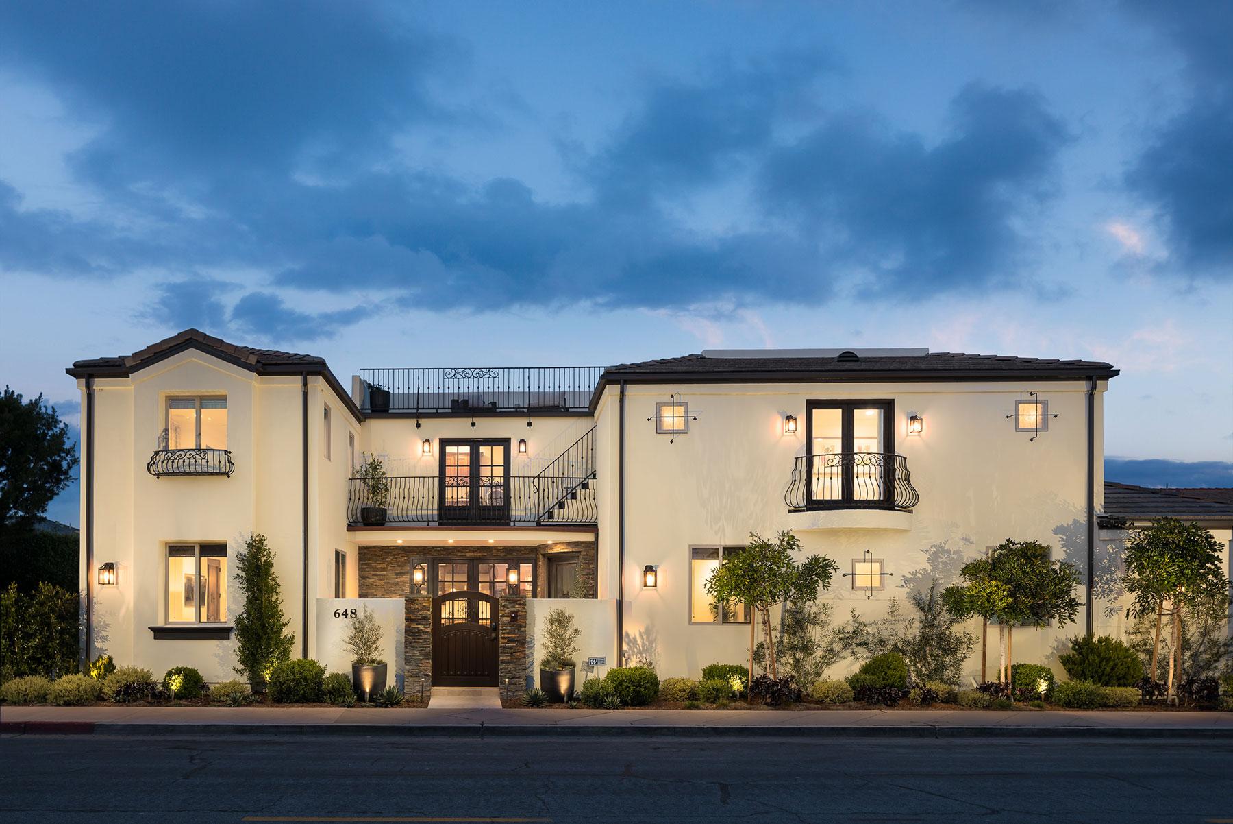 단독 가정 주택 용 매매 에 648 Via Lido Soud Newport Beach, 캘리포니아, 92653 미국