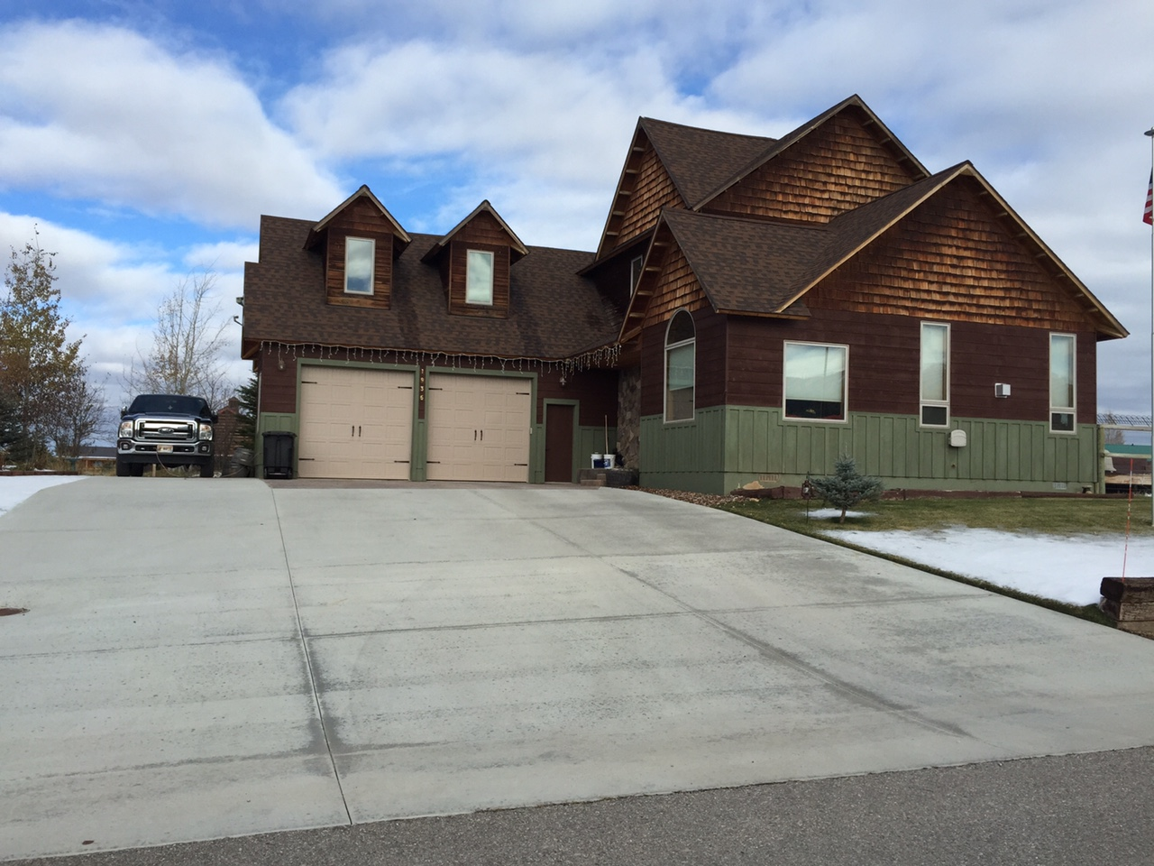 Single Family Home for Sale at Ski Hill Road Home 1936 Targhee Ridge Dr Driggs, Idaho, 83422 Jackson Hole, United States
