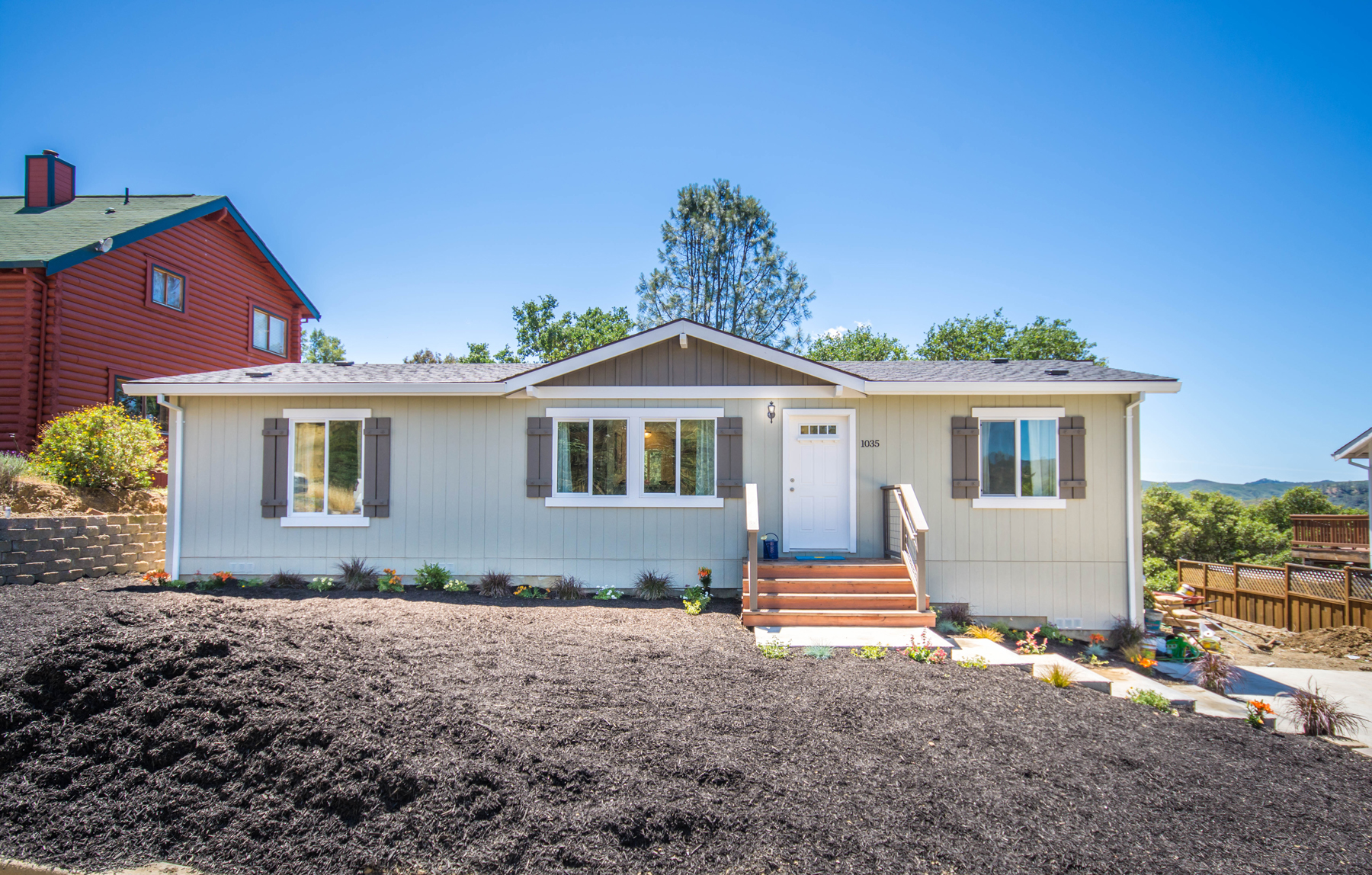 Single Family Home for Sale at A Brand New Cottage Style Home 1035 Rimrock Drive Napa, California 94559 United States