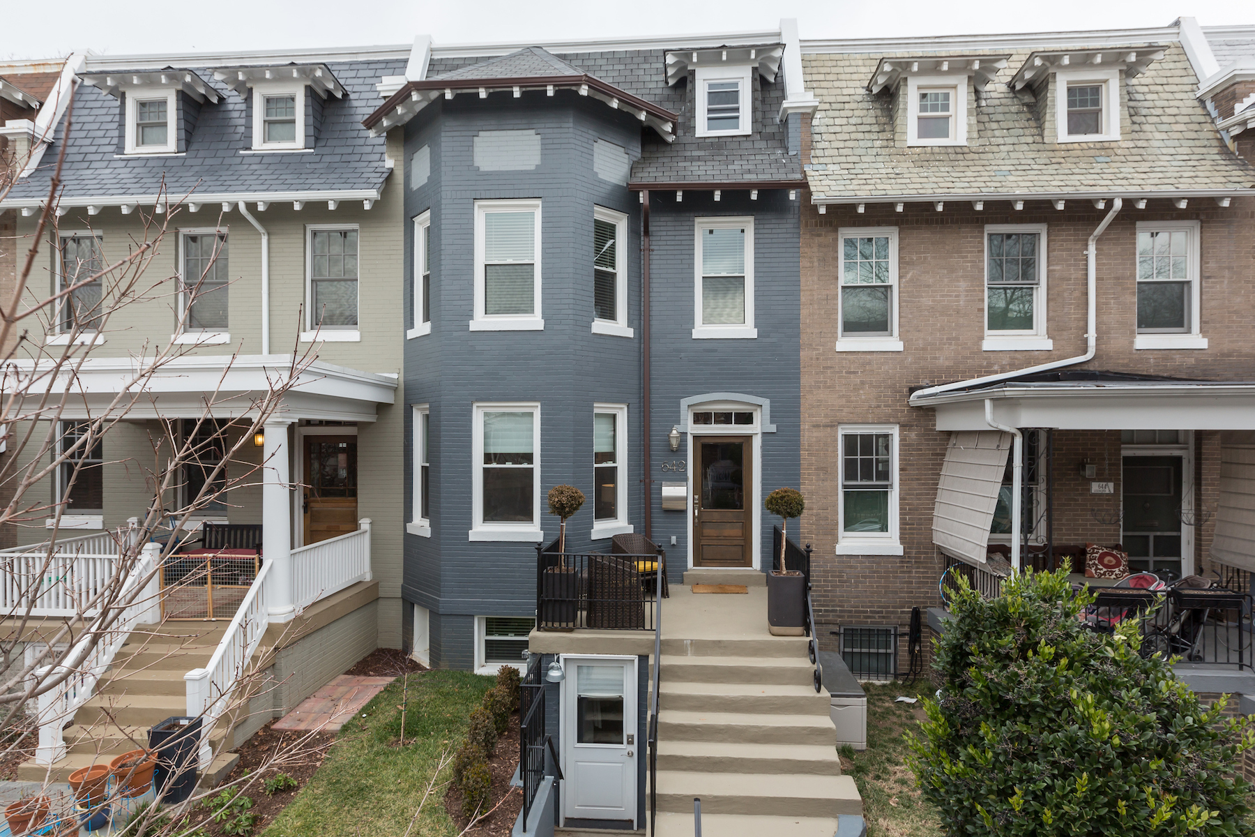 Townhouse for Sale at Capitol Hill 642 Lexington Place NE Capitol Hill, Washington, District Of Columbia, 20002 United States