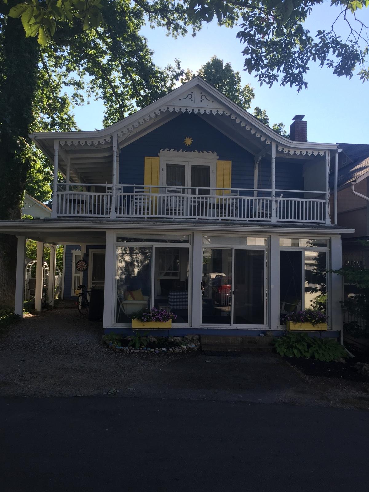 Single Family Home for Sale at 222 Sycamore Avenue Lakeside, Ohio 43440 United States